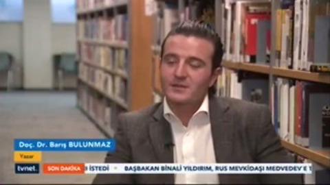 Doç. Dr. Barış Bulunmaz 'Sinema ve İstanbul' u anlattı.
