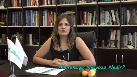 Diyetisyen Gizem Köse Anoreksiye Nervoza Hakkında Bilgilendiriyor