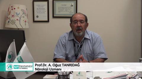 Prof.Dr. Oğuz Tanrıdağ Alzheimer Hakkında Bilgilendiriyor