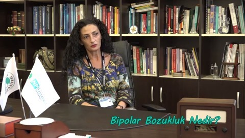 Prof.Dr. Sermin Kesebir Bipolar Bozukluğu Anlatıyor