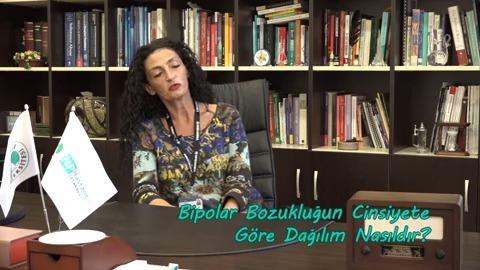 Prof.Dr. Sermin Kesebir Bipolar Bozuklukta Genetik Etkenleri Anlatıyor
