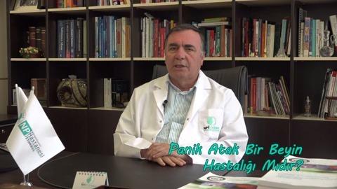Prof.Dr.Hüsnü Erkmen Panik Atak Geçiren Kişilere Tavsiyeler