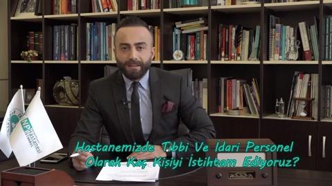 Serdar Karagöz Np Hastanesinin ve Üsküdar Üniversitesinin Gelecek Planlarından Bahsediyor