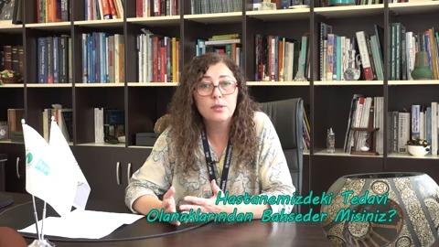Uzman Dr. Mürüvvet Topaloğlu Hastanemizdek OKBi Tedavisini Anlatıyor