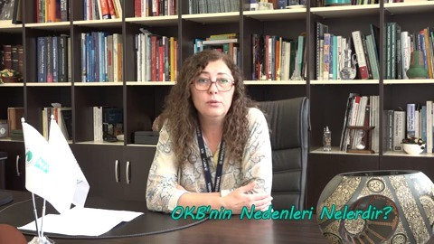 Uzman Dr. Mürüvvet Topaloğlu OKB nin Çeşitlerini ve Nedenlerini Anlatıyor.