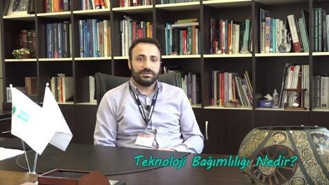 Uzman Psikolog Ahmet Yılmaz Teknoloji Bagımlılığı Anlatıyor