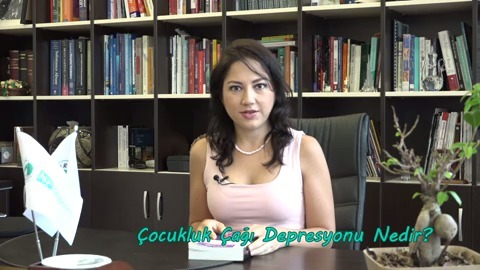 Uzman Psikolog Nazende Ceren Öksüz Çocukluk Çağı Depresyonunu Anlatıyor
