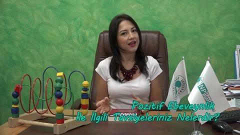 Uzman Psikolog Nazende Ceren Öksüz Pozitif Ebeveynlik İle İlgili İpuçları Veriyor