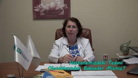 Uzman Psikolog Yıldız Burkovik Hastanemizdeki Tedavi İmkanlarını Anlatıyor