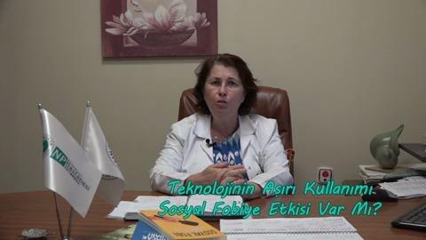 Uzman Psikolog Yıldız Burkovik Teknoloji ile Sosyal Fobi İlişkisini Anlatıyor
