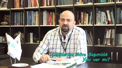 Yrd.Doç.Dr. Onur Noyan Yaşa Göre Bağımlılı Çeşitlerini Anlatıyor