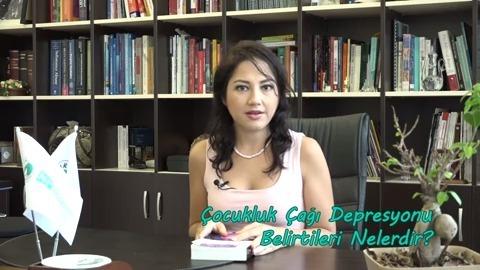 Uzman Psikolog Nazende Ceren Öksüz Çocuk Çağı Depresyon Belirtilerini Anlatıyor
