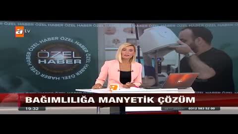 Bağımlılığa Manyetik Çözüm! Derin TMU Türkiye'de uygulanmaya başladı.