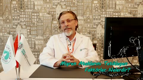 Prof. Dr. Sultan Tarlacı Migren Hastalarına Tavsiyelerde Bulunuyor.mp4
