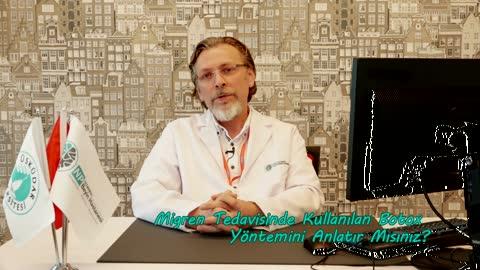 Prof. Dr. Sultan Tarlacı Migren Tedavisinde Botox Yöntemini Anlatıyor.mp4