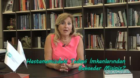 Prof.Dr. Nesrin Dilbaz Yeme Bağımlılığının Hastanemizdeki Tedavi İmkanlarından Bahsediyor.mp4