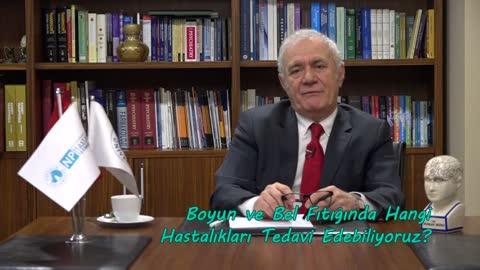 Prof.Dr.Kaya Aksoy Beyin,Sinir ve Omurilik Cerrahisindeki Boyun ve Bel Fıtığı, Skolyoz veTümör  Operasyonlarından Bahsediyor.mp4