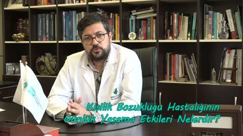 Uzman Dr. Mahir Yeşildal Kişilik Bozuklukları Hastalıklarının Tedavi İmkanlarını Anlatıyor.mp4