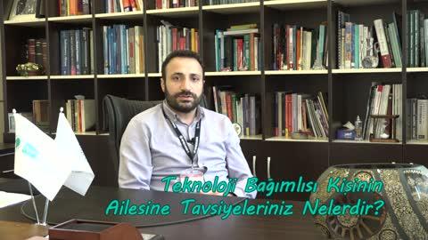 Uzman Psikolog Ahmet Yılmaz Teknoloji Bağımlılığı İle İlgili Ailelere Tavsiyelerde Bulunuyor.mp4