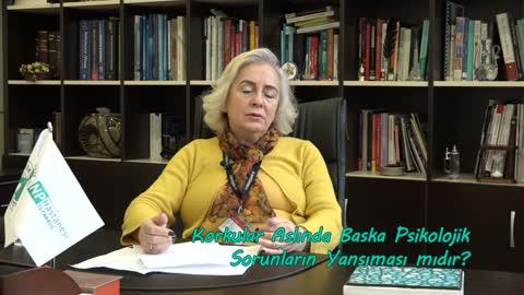 Uzman Psikolog Leyla Arslan Çocuklarda Korkuyla Başa Çıkmanın Yöntemlerini Anlatıyor.mp4
