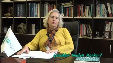 Uzman Psikolog Leyla Arslan Çocuklarda Korkuyu ve Nedenlerini Anlatıyor