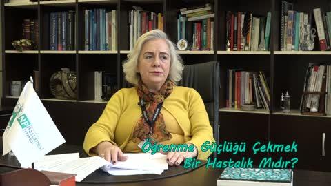 Uzman Psikolog Leyla Arslan Çocuklarda Öğrenme Güçlüğünü Anlatıyor