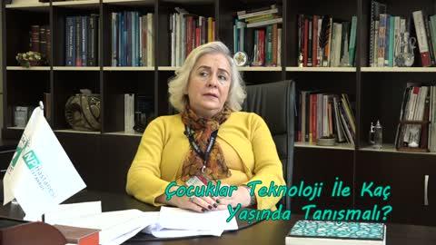 Uzman Psikolog Leyla Arslan Çocukların Kaç yaşından Sonra Teknoloji İle Tanışması Gerektiğini Anlatıyor