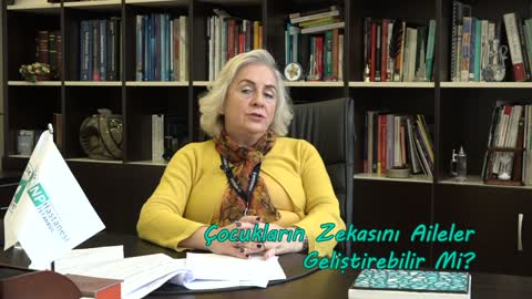 Uzman Psikolog Leyla Arslan Çocukların Zekasının Geliştirilmesi ile İlgili Tavsiyelerde Bulunuyor