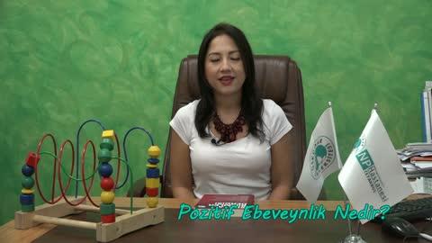 Uzman Psikolog Nazende Ceren Öksüz Pozitif Ebeveynlik Hakkında Bilgilendiriyor