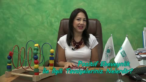 Uzman Psikolog Nazende Ceren Öksüz Pozitif Ebeveynlik İle ilgili İpuçları veriyor
