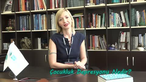 Uzman Psikolog Özge Özkan Çocukluk Depresyonu Hakkında Bilgilendiriyor