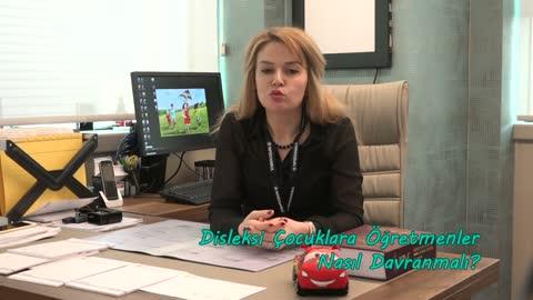 Yrd. Do. Dr. Emel Sarı Gökten Disleksi Hastalığı Tedavi Edilmediği Taktirdeki Seyrini Anlatıyor