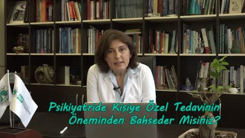 Yrd. Doç. Dr. Semra Baripoğlu Psikiyatride Kişiye Özel Tedavinin Öneminden Bahsediyor