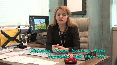 Yrd. Dr. Emel Sarı Gökten Disleksi ve Hastanemizdeki Tedavi İmkanlarını Anlatıyor