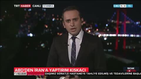 Arslan: Trump'ın adımı uluslararası hukuka uygun değil