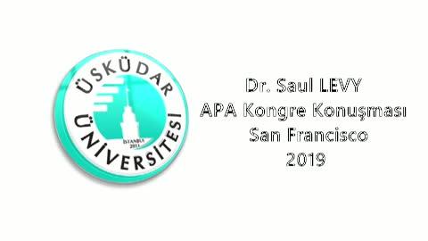 """Dr. Saul Levy: """"Üsküdar Üniversitesi ve NPİSTANBUL Beyin Hastanesi harika işler çıkarıyor"""""""