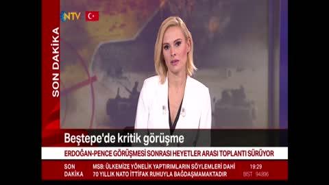 Prof. Dr. Deniz Ülke Arıboğan, Trump'ın mektubunu NTV'de değerlendirdi.