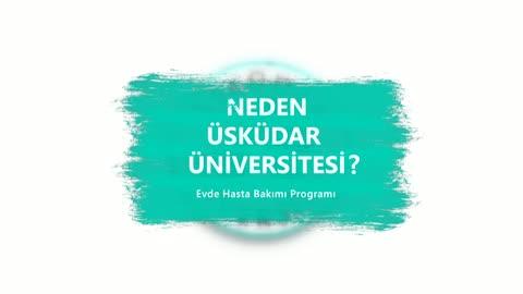 Neden Üsküdar Üniversitesi? Öğr. Gör. Büşra Ecem Kumru, Evde Hasta Bakımı Programını anlattı.