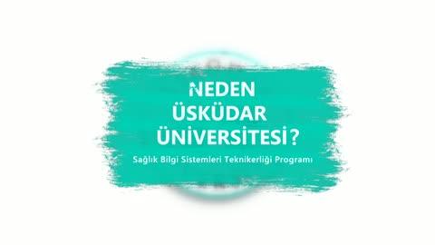 Neden Üsküdar Üniversitesi?Öğr.Gör.Zeyneb Uylaş Aksu, Sağlık Bilgi Sistemleri Tk. Programını anlattı