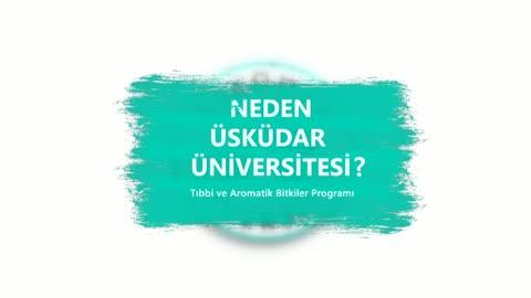 Neden Üsküdar Üniversitesi? Dr.Öğr.Üyesi Tuğba Kaman, Tıbbi ve Aromatik Bitkiler Programını anlattı.