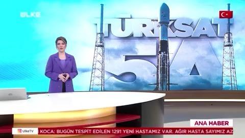 TÜRKSAT-5A uzaya fırlatıldı