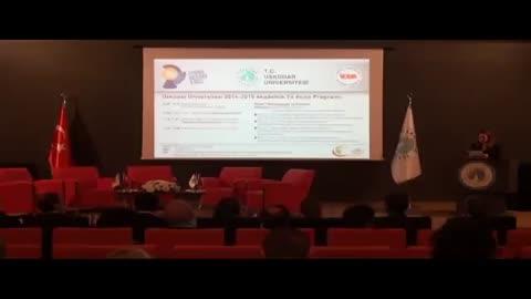 """Üsküdar Üniversitesi 2014-2015 Akademik Yıl Açılışı """"Hayatı Fark Et, Bağımsızlığını İlan Et"""" Paneli"""