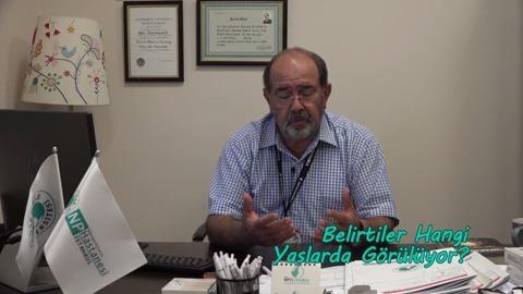 Prof.Dr. Oğuz Tanrıdağ Alzheimerın Yaşamımıza Etkileri Hakkında Bilgilendiriyor