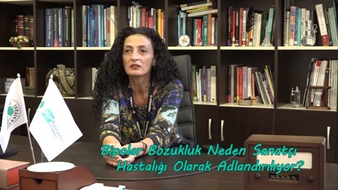 Prof.Dr. Sermin Kesebir Bipolar Bozukluğun Türkiyede Görülme Sıklığını Anlatıyor