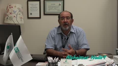 Prof.Dr. Oğuz Tanrıdağ, Alzheimer Hakkında Bilgilendiriyor.mp4