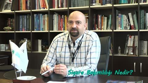 Yrd.Doç.Dr. Onur Noyan Sigara Bağımlılığını Anlatıyor