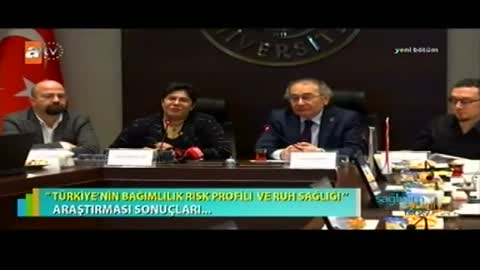 Türkiye'nin Bağımlılık Risk Profili ve Ruh Sağlığı Araştırması sonuçları açıklandı!
