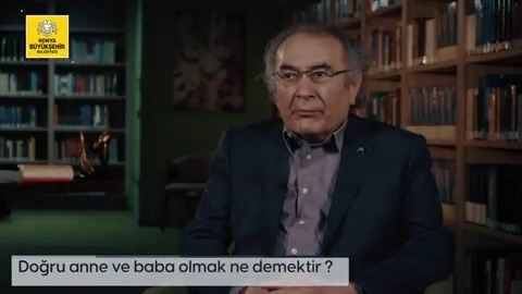 Doğru anne-baba olmak ne demektir? / Konya Büyükşehir Belediyesi 5. Bölüm