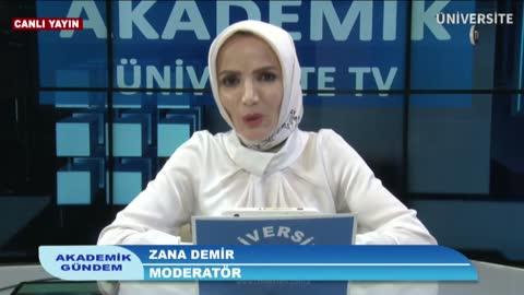 Prof. Dr. Nevzat Tarhan Üsküdar Üniversitesini anlatıyor