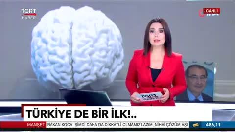 Türkiye'de bir ilk! İnsan beyninin birebir kopyası yapıldı